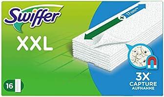 Paños Swiffer XXL Piezas catturapolvere, 1 paquete de 16 piezas