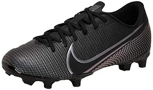 Nike Unisex-Kinder Superfly 13 Academy Fg/Mg Fußballschuhe, Schwarz (Black/Black 010), 34.5 EU