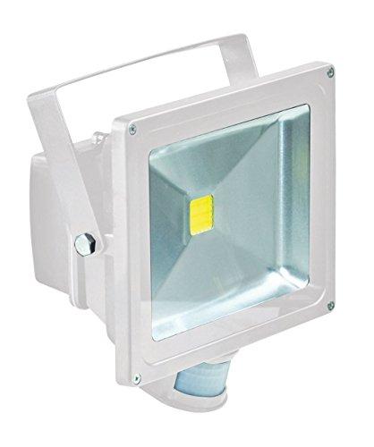 LED Flutlicht 50W mit Bewegungsmelder, PIR