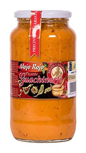 Guachinerfe - Mojo Rojo Picante, Mojo MAX - 880 ml