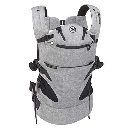 Contours - Journey - 5-Position Baby Carrier (8-45 lb) - Graphite Grey