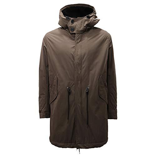 Dondup 8766AC Giubbotto Parka Uomo Army Green Jacket Men [48]