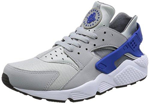Nike Zapatillas Air Huarache Wolf, Deporte Unisex Adulto, Multicolor (Blanco 318429 036), 46 EU