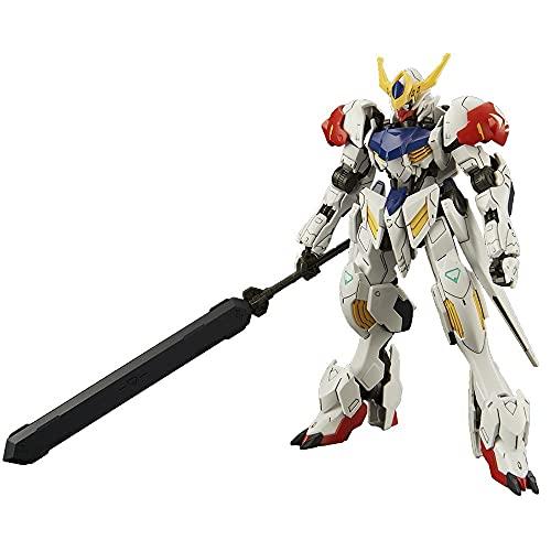 GUNPLA BANDAI-Bandai – Maqueta Gunpla HG 1/144 Gundam Barbaos Lupus – Robot de construcción – 83321P/5055446, Multicolor BAS5055446