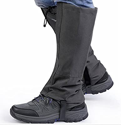 Bluefield Snow Leg Gaiters Waterproof Boot Gaiters Outdoor Hunting Hiking Sports Walking Climbing Leggings Cover