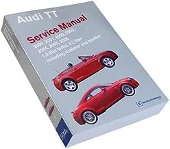 Bentley W0133-1736743-BNT Paper Repair Manual Audi TT 2000-06