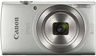 Canon Ixus 185 Fotoğraf Makinesi, Full HD (1080p), Gümüş, 2 Yıl Canon Eurasia Garantili