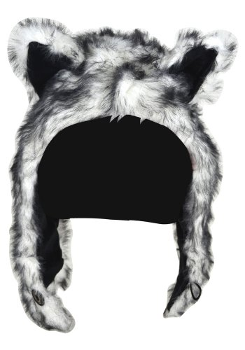Huksy Half Hood Animal Hat