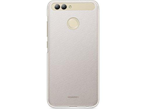 HUAWEI Handy, S View Cover G8, Weiß