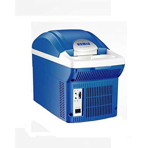 Refrigerador de Coche 8L Calefacción y Enfriador Mini Nevera Coche y hogar Dormitorio de Oficina de Doble Uso Camping Turismo