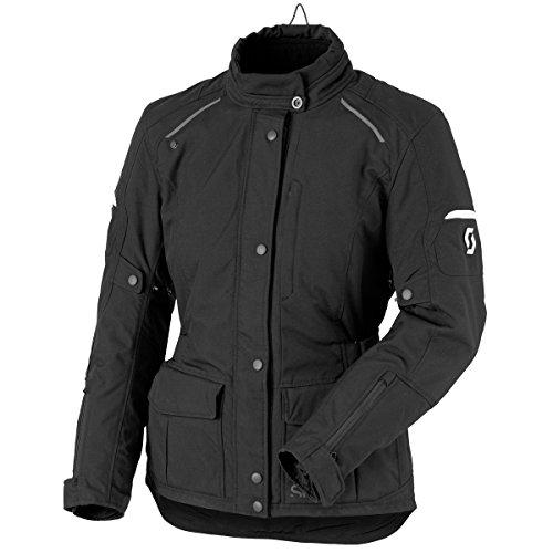Scott Turn DP Damen Motorrad Jacke schwarz 2016: Größe: XXL (44)