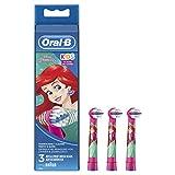 Oral-B Kids Testine di Ricambio, Confezione da 3 Pezzi, con Spedizione di...