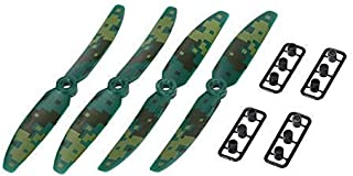 4pcs for JJRC JJPRO-5030 2-Blade Camouflage Propeller for QAV250 QAV280 RC FPV Racing Drone Spare RC Part Spare Parts