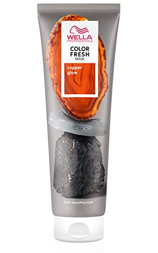 Wella Color Fresh Mask Copper Glow 150ml