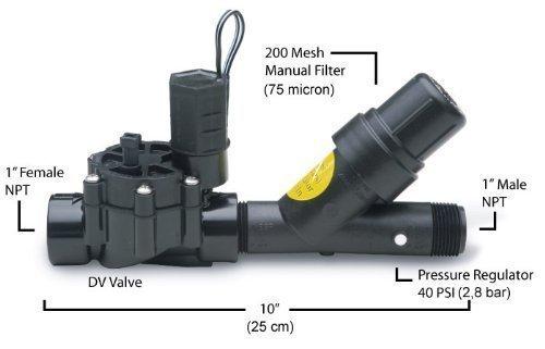 Rain Bird Filter-, Regeleinheit XCZ-100 PRF