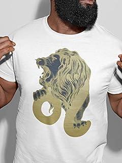 Leo Sign ATIQ T-Shirt for Men, L