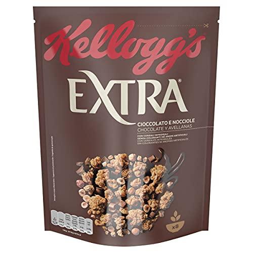 Kellogg's Extra Cioccolato e Nocciole, 375g