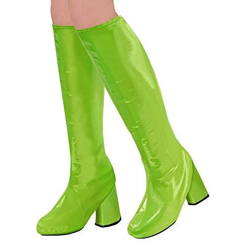WIDMANN 65787 Stiefelüberzieher für Erwachsene Damen Grün