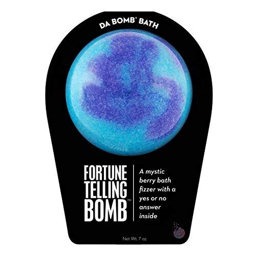 Da Bomb Fortune Telling Bath Bomb, Blue/Purple