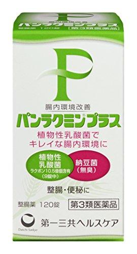 【第3類医薬品】パンラクミンプラス120錠