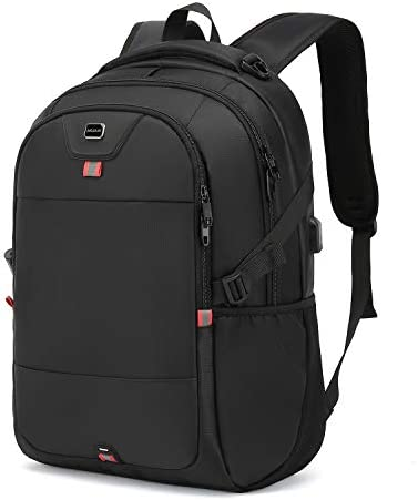 Laptop Backpack 17 Inch Water Resistant Backpacks Durable College Travel Daypack Anti Theft product image