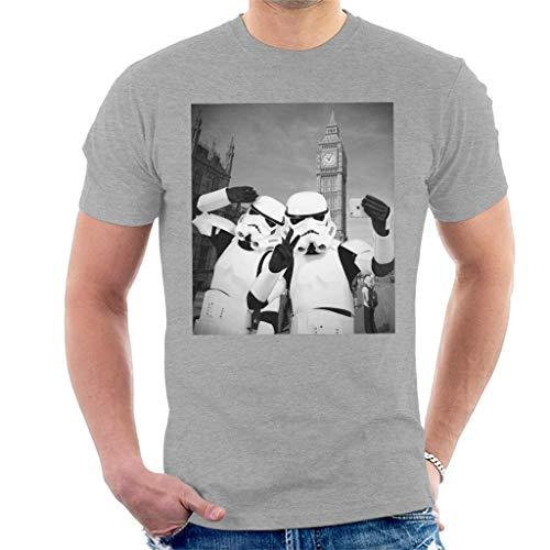 Original Stormtrooper Selfie Big Ben Men's T-Shirt