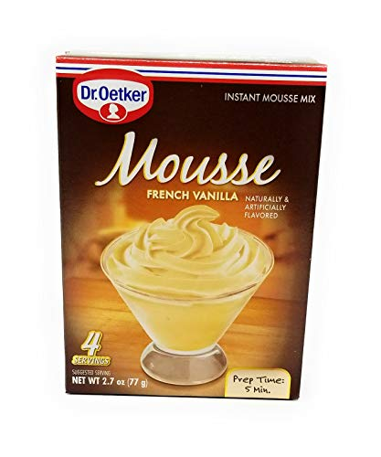 Best chocolate mousse mix for 2021