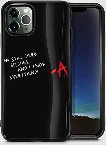 Funda Compatible con iPhone 6 Plus/iPhone 6s Plus, diseño de patrón en la Parte Posterior Crystal Clear Ultra Slim Soft TPU Silicona a Prueba de Golpes, Anti-arañazos (5.5 Pulgadas) (HGR2400010)