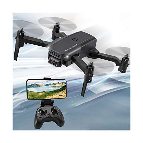 OYZK DRUONE 4K HD Cámara de Gran Angular 1080P WiFi FPV Drones Cámara Quadcopter Altura Manténgase Drone Cámara Dron Toy (Color : 4K Box 3B)