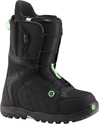 Burton Snowboard 10627101017 Damen Boot, black/mint