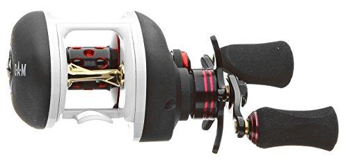 DAM Quick FZ SLR BC - Baitcastrolle mit Sternbremse, Micro Brems-Justierung
