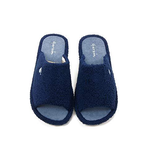 GARZON - Zapatilla CASA P378.130-BLM para: Hombre Color: Azul Marino Talla: 42