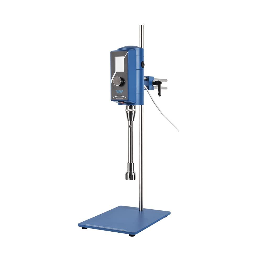 TUOHE Direct store Digital Popular popular High-Speed Stirrer 2000-28000rpm Viscos Applicable