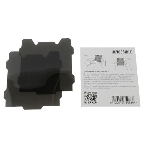 Impossible ND Filter Twin Pack