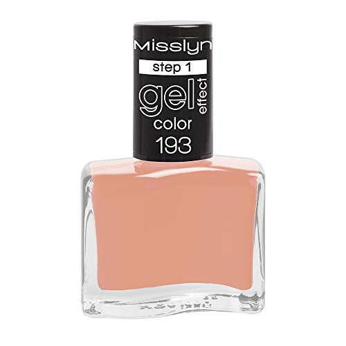 Misslyn Gel Effect Color Nr.193 sunny memory, 10 ml