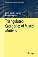 Triangulated Categories of Mixed Motives (Springer Monographs in Mathematics)