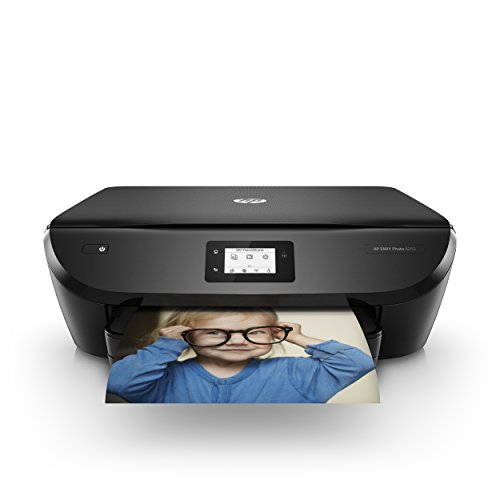 HP ENVY Photo 6255 Wireless All-in-One Printer, Works with Alexa (K7G18A)