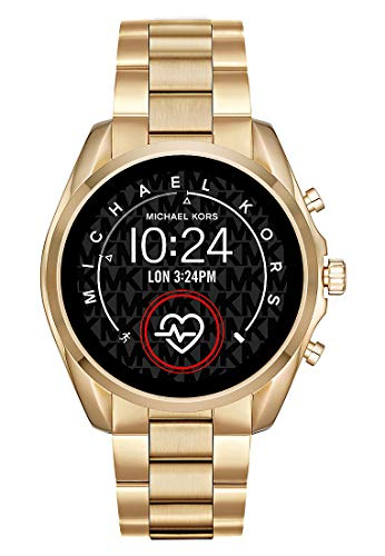 Michael Kors Smartwatch Touchscreen Connected Donna con Cinturino in Acciaio Inossidabile MKT5085