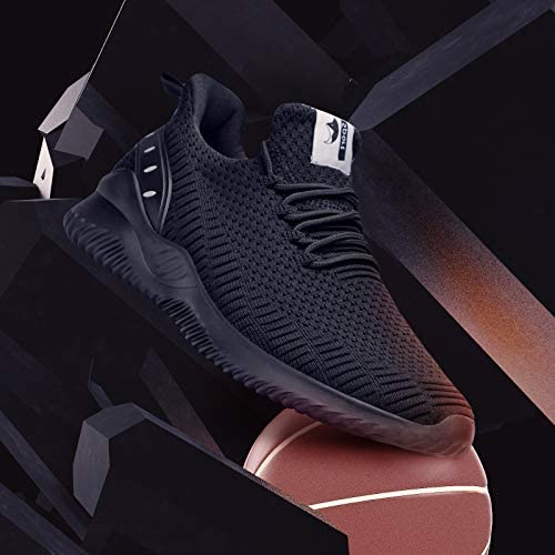 Flysocks Athletic Walking Shoes for Men- Slip On Sneakers Non Slip Lightweight Breathable Mesh for Indoor Outdoor Gym Travel Work Casual Tennis Running Shoes