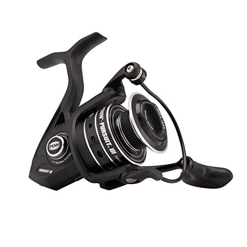 Penn Pursuit III 4000C Spinning Fishing Reel,...