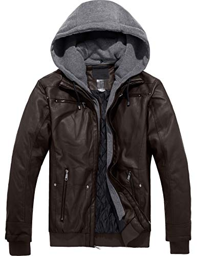 Thin Leather Jackets Men's