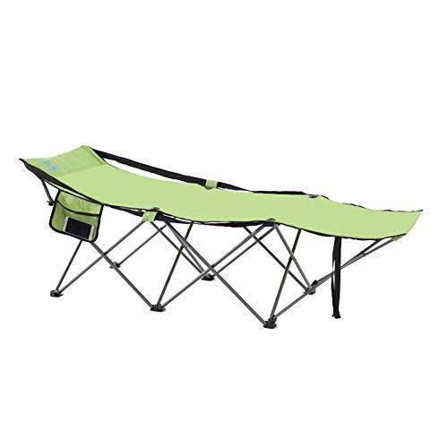 Opvouwbare campingstoel Outdoor fauteuil, Draagbare campinguitrusting Oversize met hoge rug Ademend, Lichtgewicht met bekerhouder \u0026 Zakreis/Strand/picknick met draagtas
