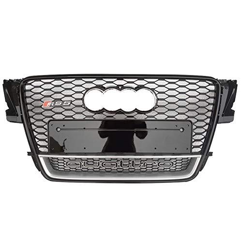 Xinshuo ABS Wabenart Mesh Kühlergrill vorne für RS5 Style A5 / S5 2008-2011