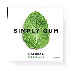 DID YOU KNOW THAT OTHER GUMS CONTAIN PLASTIC? Not ours! We use a natural tree-sap (chicle) base instead. It's natural and biodegradable, making our gum not only better for you but also for the environment. A DIFFERENT CHEW: Our gum is softer and has ...