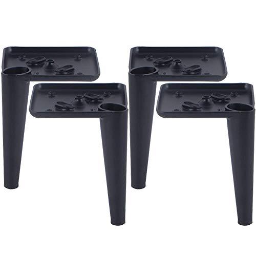 fdxcf Mobili Piedi 4 Mobili in Metallo Di Diverse Dimensioni Tv Cabinet Tv Sofà Foot Tavolo da Tavolo Gamba Del Divano Piedi Gambe Gambe Armadio
