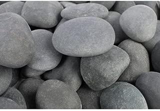 grey garden rocks