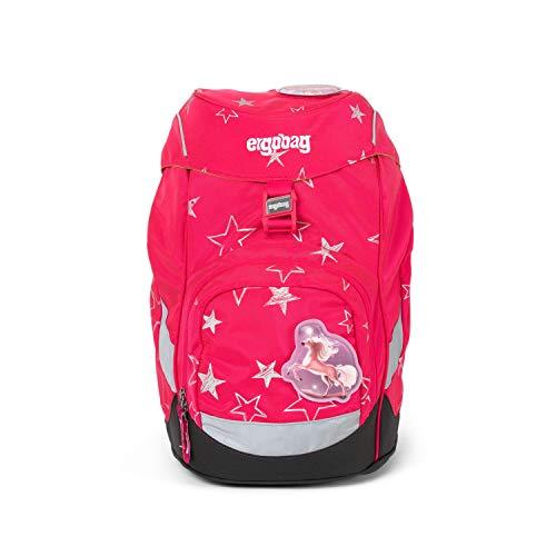 ergobag Unisex-Kinder Prime Backpack Single Rucksack Mehrfarbig (Cinbearella)