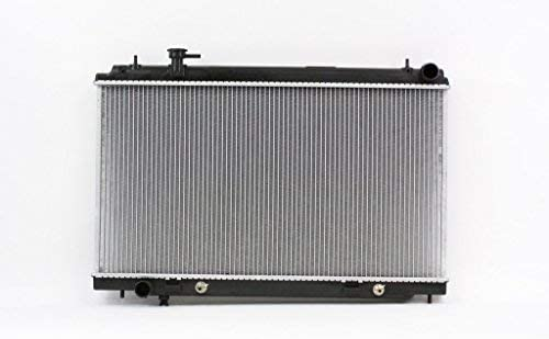 Radiator - Pacific Department store Best Inc. Fit Cheap super special price For 350z 03-06 Nissan 2576 Auto
