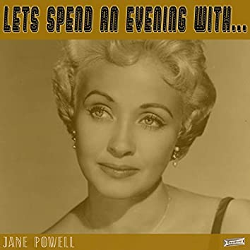 Let's Spend an Evening with Jane Powell
