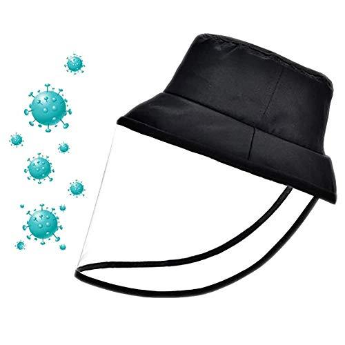 Face Shield Honkbal vissers hoed breed vizier masker volledig gezicht scherm hals oor stofdicht winddicht outdoor paardrijden vissen